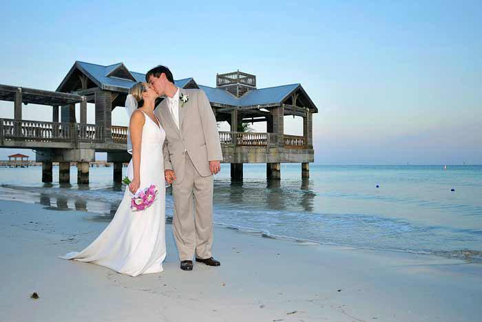Destination Weddings Key West Beach Wedding