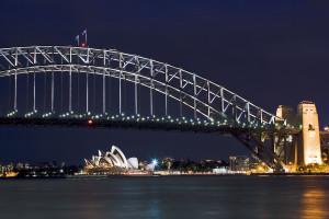 Australia Sydney Bridge Opera House