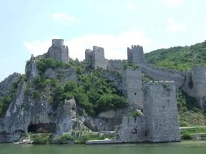 Danube River Cruise - Golubac Serbia