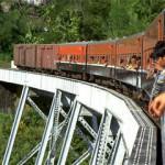 Inle to Kalaw train