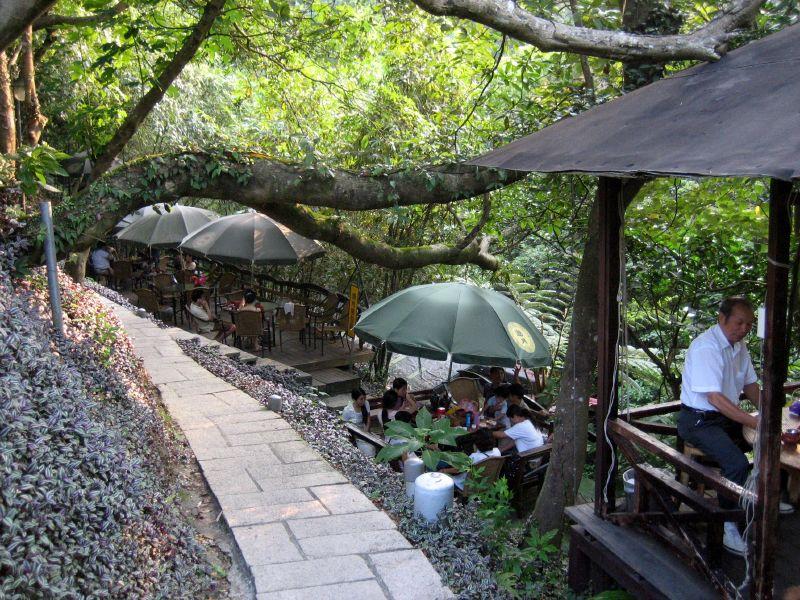 Tea Houses of Maokong