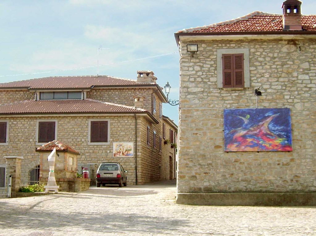 Bergolo village walk