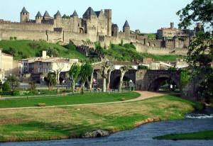 town Carcassonne