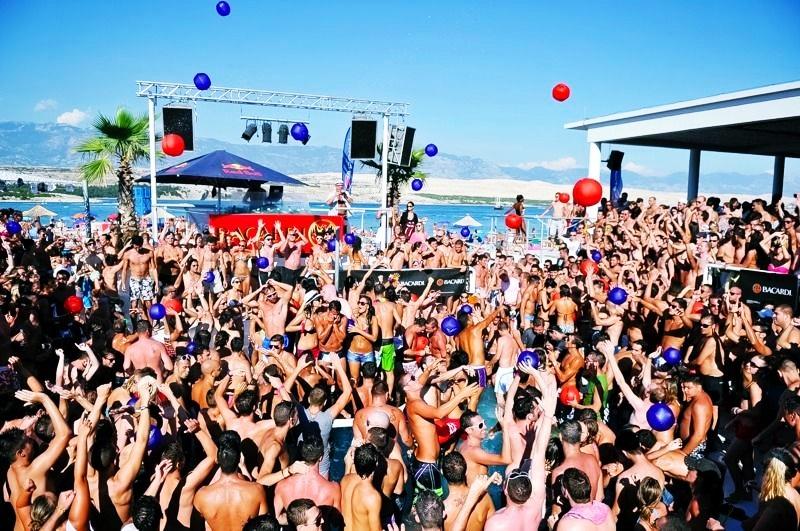 Zrce-Beach-Party