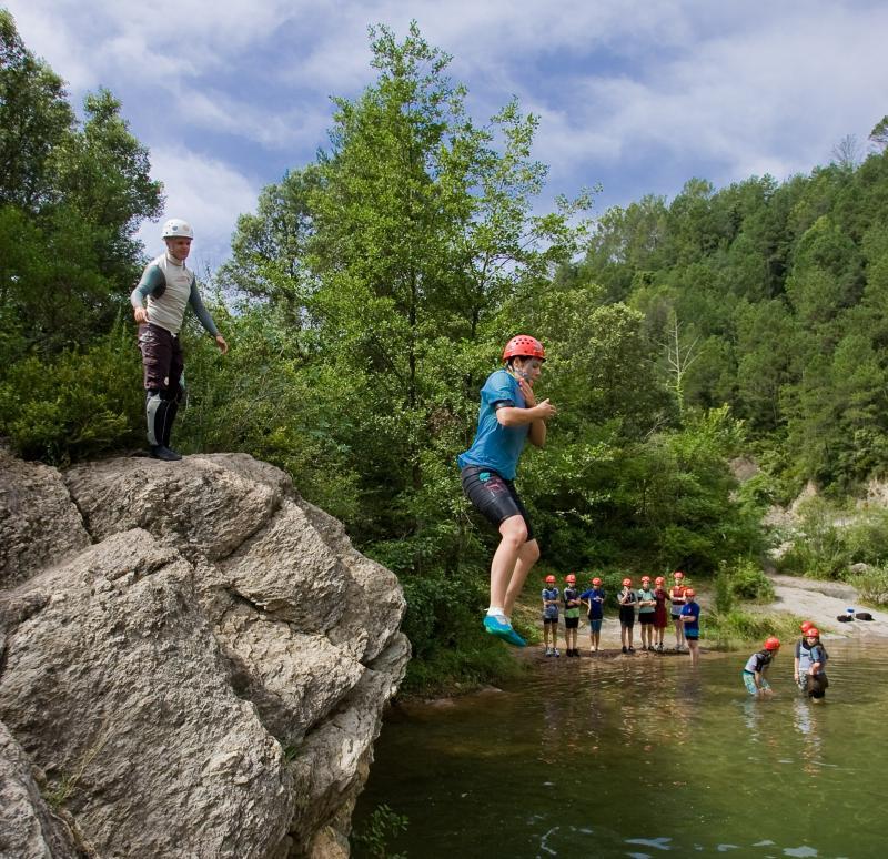 Water Trekking