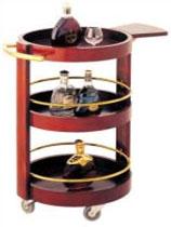 wine trolley