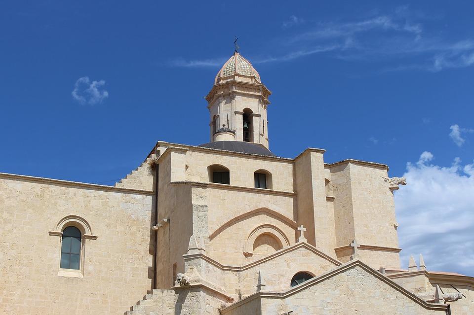 Sassari church