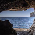 Sardinia ocean cave