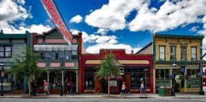 Breckenridge storefront