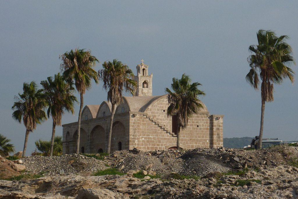 Ayios Thyros Church on Karpas Peninsula
