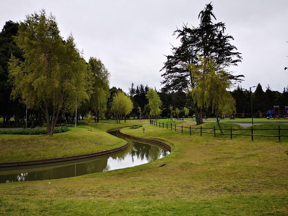 Botanical Garden of Bogota