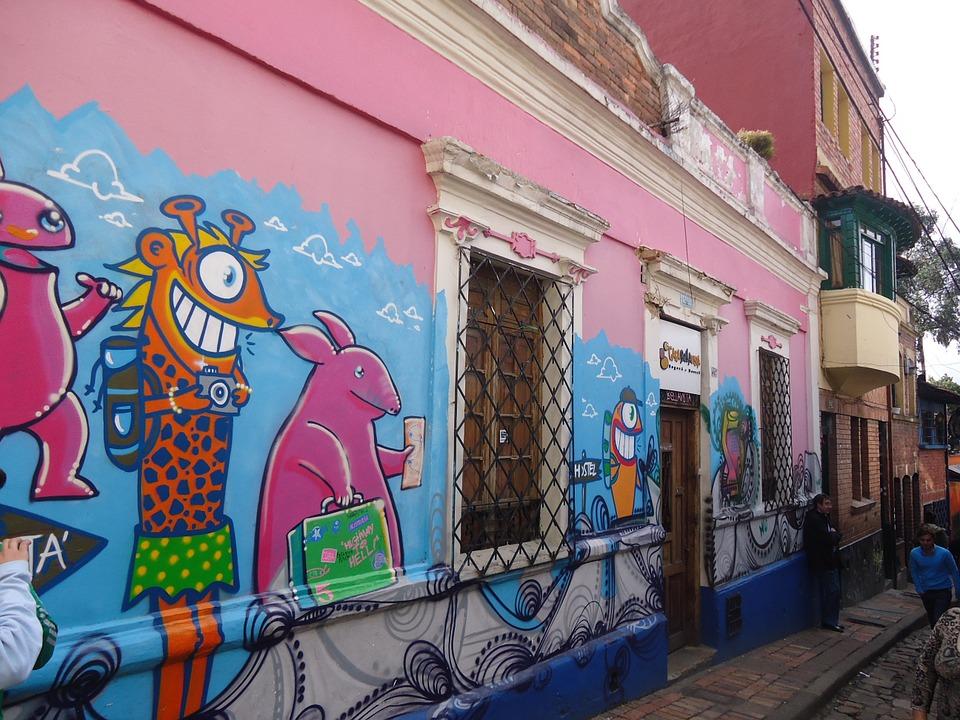 Bogota travel La Candelaria