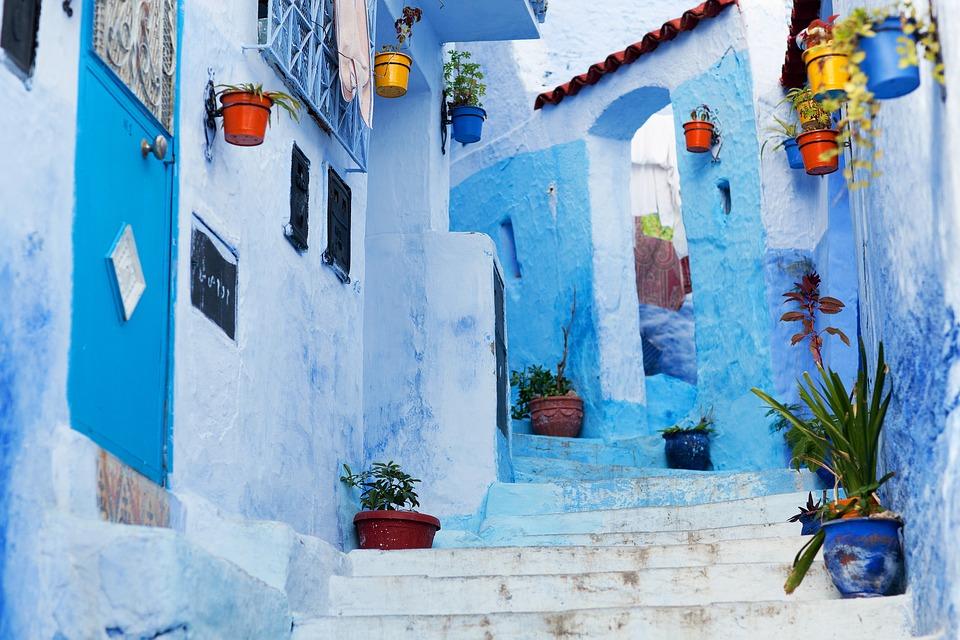 Blue Village of Chefchaouen